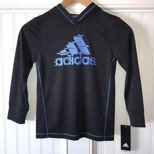 Boys Adidas Climate Hoodie